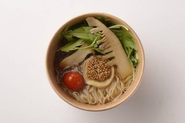 【OL食事情at 12:00PM】おひとりさまでも気軽に入れる中華料理店「チプーン」、満足度たっぷりのヘルシーなヌードル&バーガー