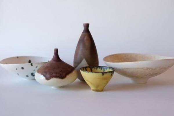 ザ ライブラリーで陶芸家・竹村良訓とのコラボアイテムを発売