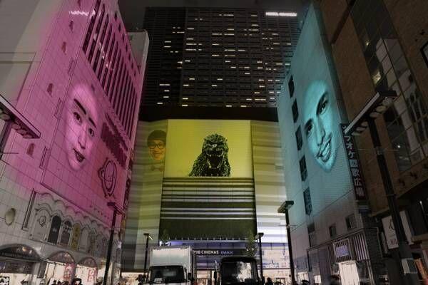 聖夜に歌舞伎町の建物が喋り出す! 髙橋匡太によるプロジェクションマッピング作品が公開