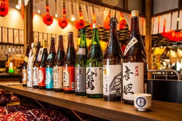横浜赤レンガ倉庫で熱々の鍋と100種類以上の日本酒が集結するフードフェス開催!
