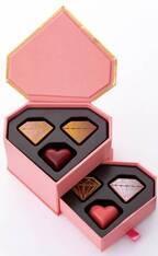 ピンクなバレンタインが銀座三越にやってくる! 82ブランドが集結するチョコレートのイベント