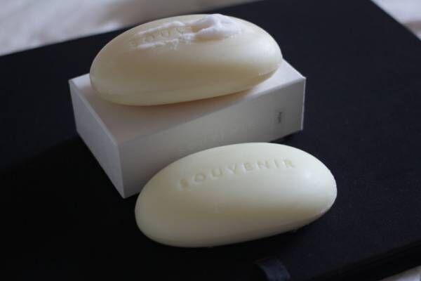 新しく生まれ変わった石鹸「スーヴェニール」。記憶を呼び覚ます、いい香り【EDITOR'S BLOG】