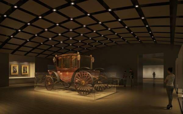明治神宮に隈研吾が設計を手掛けるミュージアムが今秋オープン