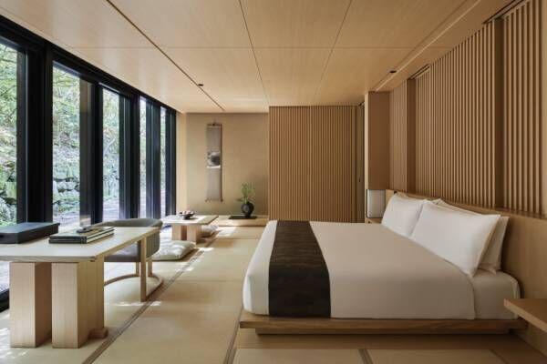 高級リゾート「アマン」が京都に誕生! 洛北に佇む全26客室のプライベートリゾート