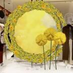三越伊勢丹で「花々祭2019」開催! 今年はフォトジェニック・アート展「VINYL MUSEUM」とコラボ