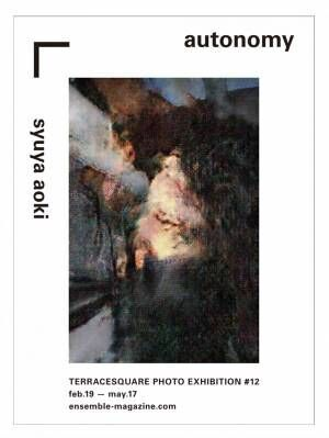 若手フォトグラファー青木柊野「autonomy」展。AIを使い、写真のあり方を問う
