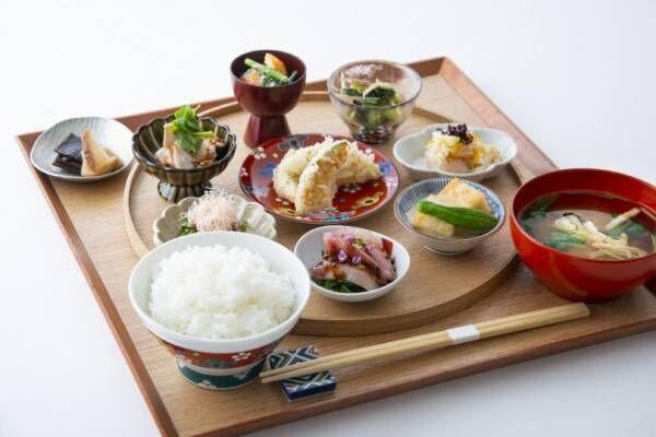 神楽坂のラカグが「AKOMEYA TOKYO in la kagū」としてリニューアルオープン! 初の茶屋併設
