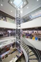 銀座ソニーパークでアートブックの祭典「TOKYO ART BOOK FAIR」開催中。平日限定のアートブック販売機、体験型イベントやライブも
