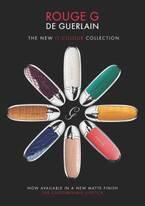 ゲランの「ルージュ ジェ」に新たなデザインとカラーが仲間入り。1,080通りの中から自分だけの1本を