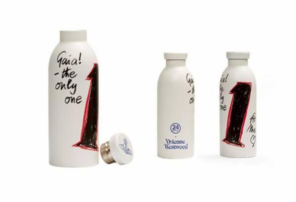 ヴィヴィアン・ウエストウッド× 24ボトルズのコラボボトル発売