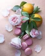 ピエール・エルメ・パリ、母の日に向けた新作マカロンやハート形のパティスリーを限定発売