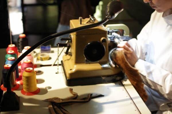 フェンディ、ファーの技術を体感できるエキシビション「フェンディ クラフ」開催