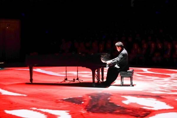 ヒロココシノとピアニスト横山幸雄による「平成」から「令和」をまたぐ歴史的コラボ
