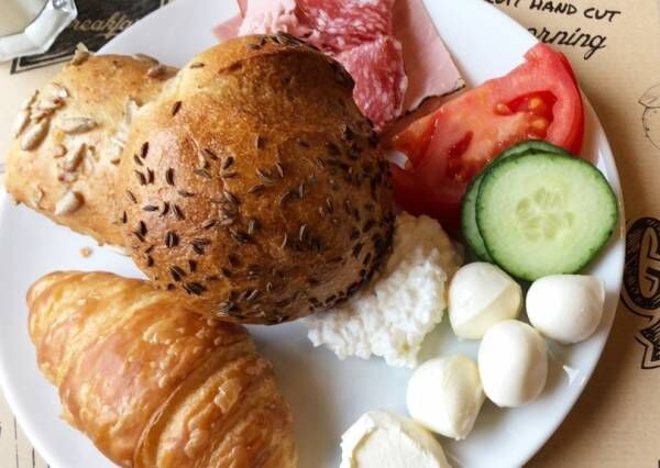 ドイツは朝ごはんがおいしい! 旅で学んだ朝食のルール【EDITOR'S BLOG】