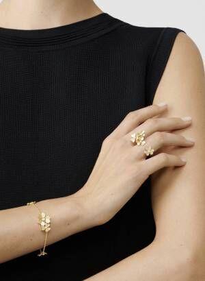 ヴァン クリーフ&アーペル、イエロー&ホワイトゴールドとダイアモンドが美しい輝きを放つ新作登場