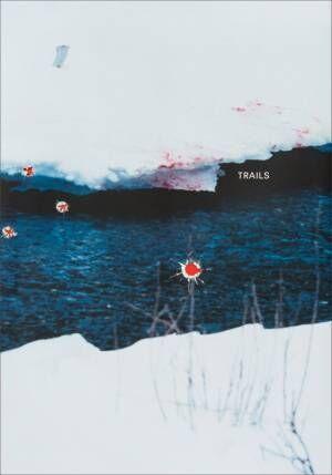 知床の銀世界、狩猟の痕跡を捉えたホンマタカシの『Trails』【ShelfオススメBOOK】