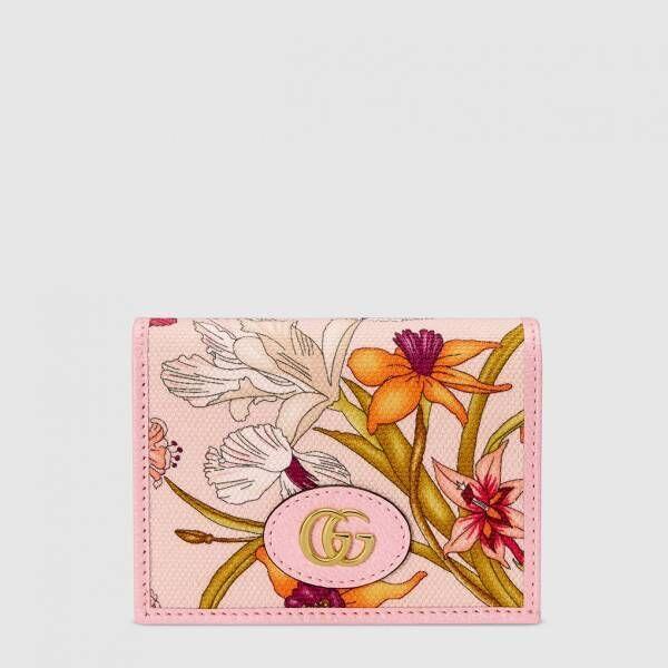 グッチが日本限定でフローラ コレクションを発売。ジャッキーバッグやミニウォレットなど