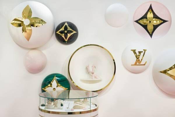 ルイ・ヴィトンの「B ブロッサム」を松屋銀座のポップアップで世界先行発売