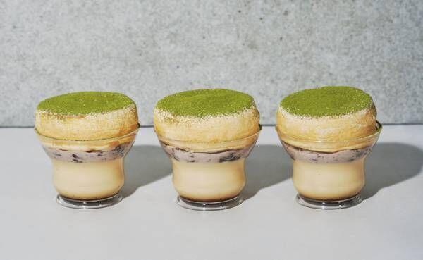 フリッパーズから、新緑の季節にぴったりな「宇治抹茶」を使用した奇跡のパンケーキが登場!