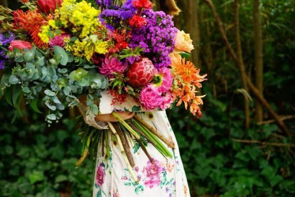 新宿伊勢丹で、話題の花屋などがラインアップするポップアップイベント「#花のある暮らし」を開催