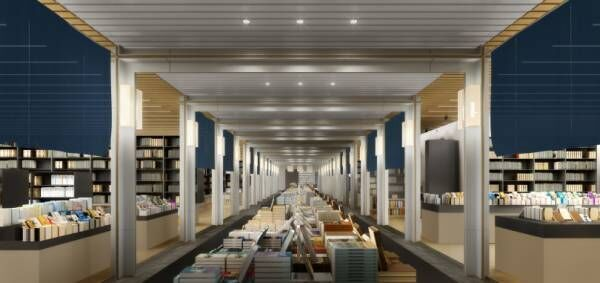 台湾発「誠品生活」日本1号店が今秋開業のコレド室町テラスにオープン