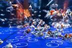 すみだ水族館で体験型の金魚鑑賞「東京金魚ワンダーランド2019」開催