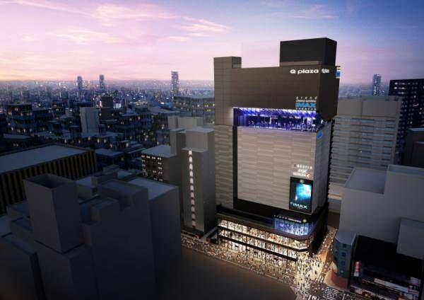 池袋に日本最大のスクリーンを有するシネコン「グランドシネマサンシャイン」がオープン!