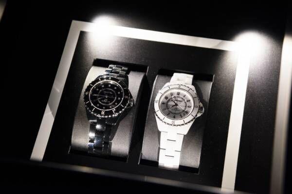 シャネルの腕時計「J12」が生まれ変わる。菊地凛子、中条あやみ、玉木宏らが集った一夜のイベント