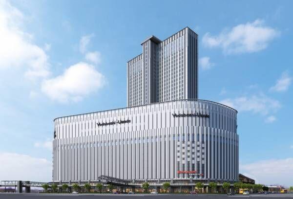 大阪駅前に新たなランドマーク「ヨドバシ梅田タワー」が今秋開業! 大型商業施設とホテルを併設