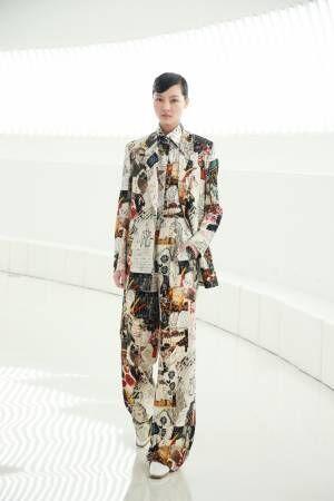 カール・ラガーフェルドの遺産を讃えて。フェンディが上海でショー、仲里依紗&中尾明慶夫妻もゲスト