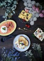 """池袋・HANABARの姉妹店「gmgm」が高円寺にオープン! テーマは""""花×食""""、五感で楽しむ花カフェ"""