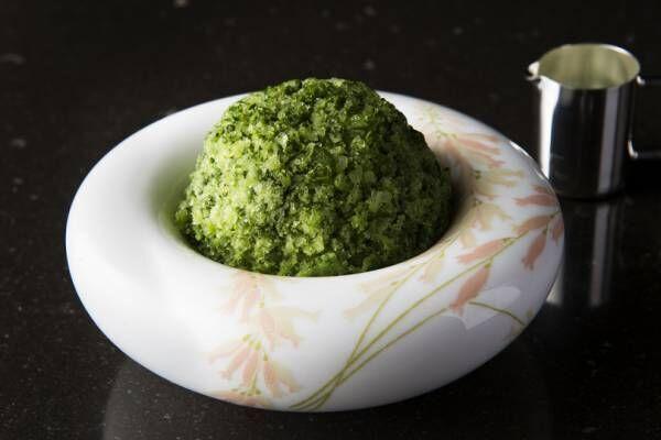 ル・ショコラ・アラン・デュカスに、今年もかき氷が登場。自宅で楽しめる6種のアイスクリームも