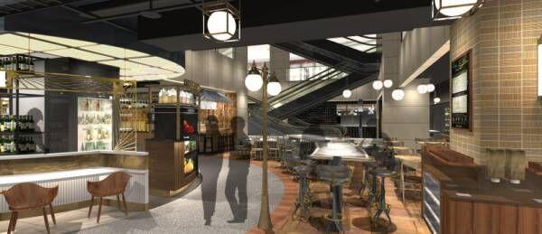 大丸心斎橋店 本館が86年ぶりの建て替えで今秋グランドオープン! 関西初や新業態など370店舗が出店