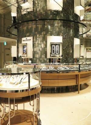 新しくなった伊勢丹新宿店のウォッチショップ、なにが凄い?