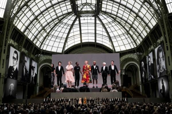 偉大なるカール・ラガーフェルドを偲ぶイベント「KARL FOR EVER」が開催されたパリの一夜