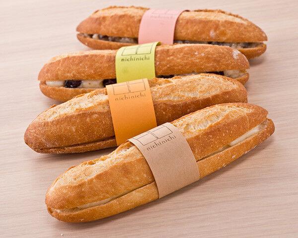 ブーランジェリー「ニチニチ」の期間限定ショップが銀座三越にオープン! 人気食パンの限定サイズも登場