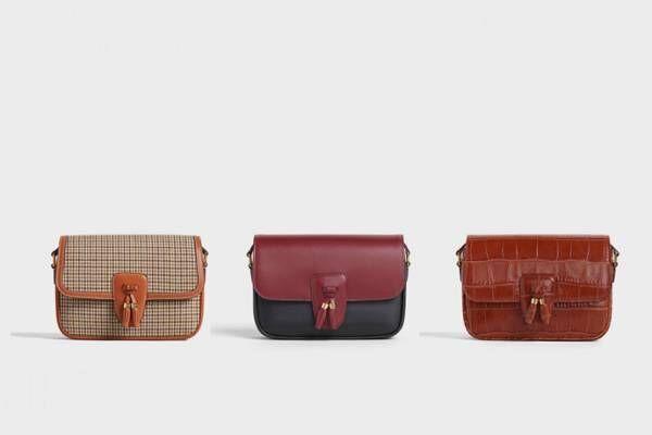 セリーヌから、新作バッグ「タッセルズ」が登場