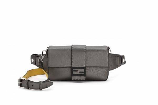 フェンディのポップアップを伊勢丹メンズで開催。新作バッグ「バゲット フォー メン」の先行販売も