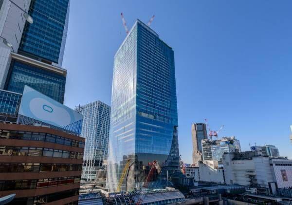 11月開業の渋谷スクランブルスクエア、展望施設「渋谷スカイ」のチケット予約を開始