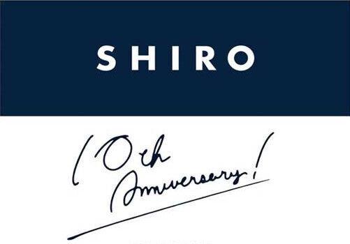 コスメティックブランド「shiro」から「SHIRO」へ