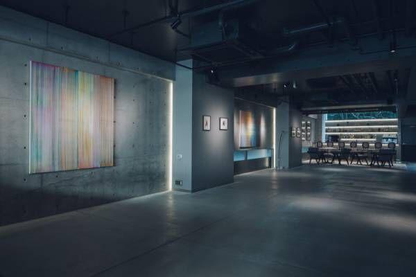 """京都に""""アートなホテル""""「node hotel」オープン。五木田智央、大竹伸朗らの作品を展示"""