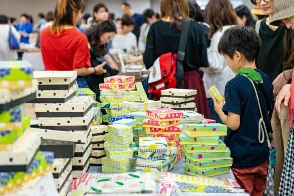 今週末、浅草で「紙博 in東京 vol.3」開催! 文房具やイラストなど紙にまつわる最旬カルチャーが集結