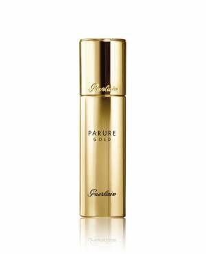 ゲランのゴールドを纏うファンデ「パリュール ゴールド」が進化! 24時間続く保湿力と美しさを叶える