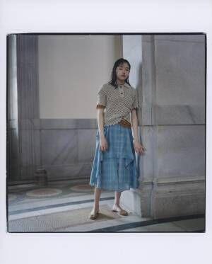 【ルック】アカネ ウツノミヤ2020リゾートコレクション