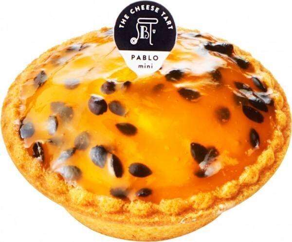 パブロミニから、トロピカルなパッションフルーツとヨーグルトを使った夏限定チーズタルトが発売