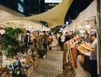 青山ファーマーズマーケット10周年! 日本酒からお茶までのフリーフローや屋台フードの進化系が登場