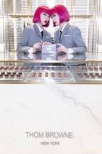 トム ブラウン、世界初のチョコレートストアを阪急うめだにオープン