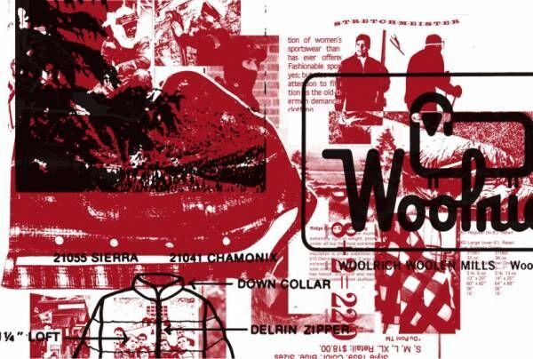 ウールリッチのアートブックが渋谷で4日間限定の無料配布、アートディレクターはYOSHIROTTEN