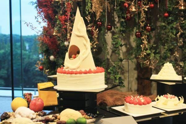 パレスホテル東京のアートなクリスマスケーキ2019、今年の注目は?
