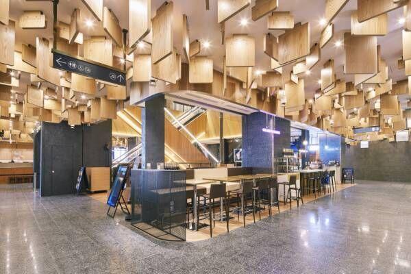 """渋谷駅西口の「東急プラザ渋谷」いよいよオープン。""""成熟した大人""""に向けた69店舗"""